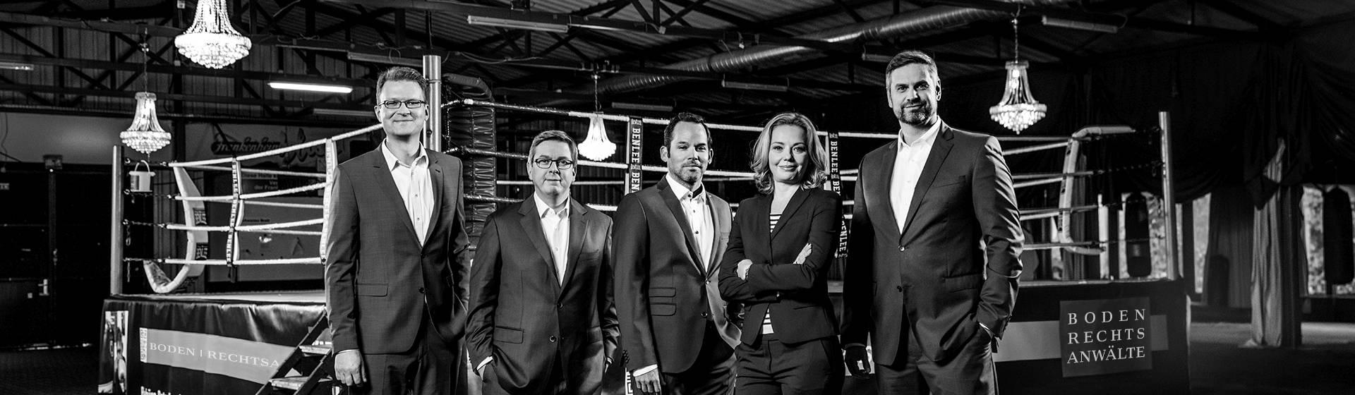 Boden | Rechtsanwälte - Team