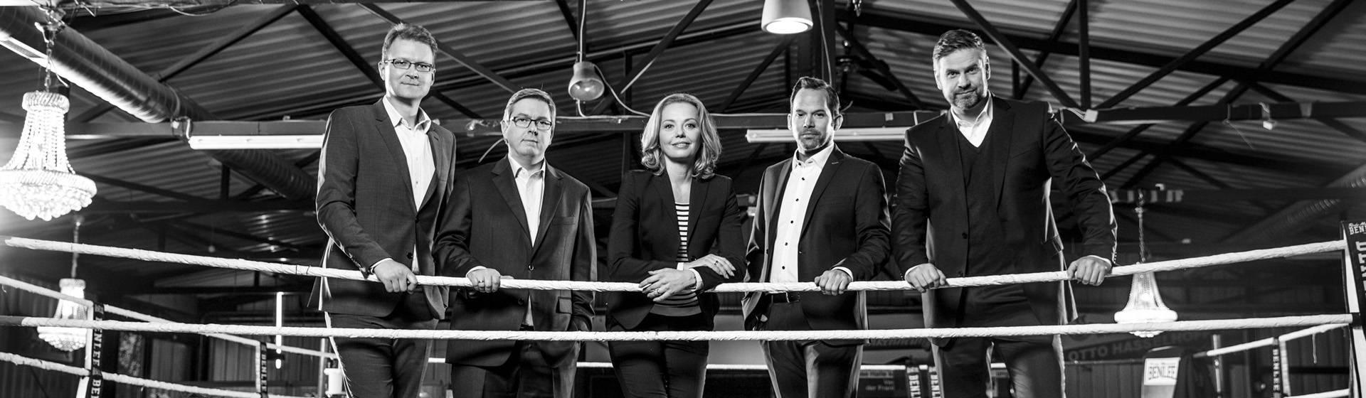 Boden Rechtsanwälte - Team